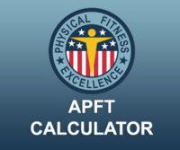 APFT Calculator